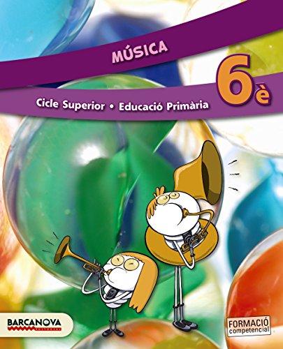 Música 6è CS. Llibre de l ' alumne (ed. 2015) (Materials Educatius - Cicle Superior - Música) - 9788448935436 por Rosa Maria Montserrat