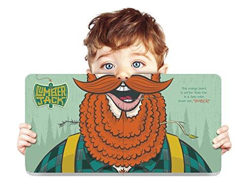 Book-O-Beards: A Wearable Book (Wear-A-Book)