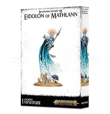 Eidolon of Mathlann – Aspect of the storm - 87-32 - Idoneth Deepkin - Warhammer Age of Sigmar