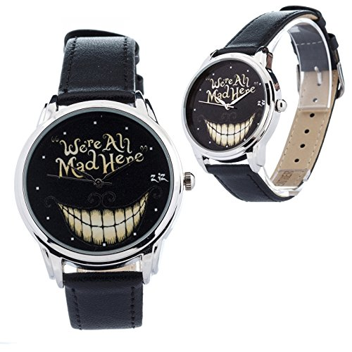 Watch-Street-style-Black-Leather-Strap-Mad-smile
