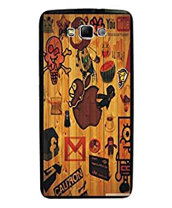 Techno Gadgets Back Cover for Samsung Galaxy J2