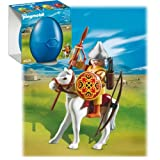 Playmobil Gift Egg Mongolian Warrior On Horse
