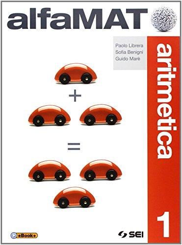 AlfaMAT. Aritmetica-Geometria-Tavole numeriche-Quaderno per le competenze. Per la Scuola media. Con e-book