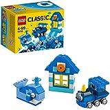 LEGO Classic Blue Creativity Building Blocks for Kids (78 pcs) 10706