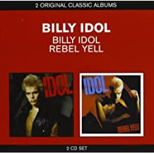 Classic Albums (2in1): Billy Idol / Rebel Yell