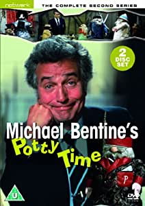 Michael Bentine's Potty Time - The Complete Second Series [1975] [DVD]