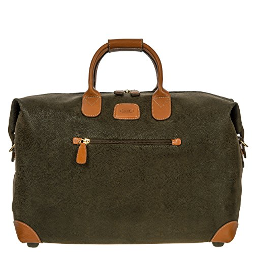Bric's Life Bagage cabine, 43 cm, Vert (Olive)