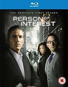Person of Interest - Season 1 [Blu-ray + UV Copy] [Region Free]
