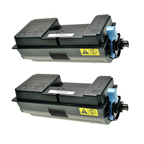 Preisvergleich Produktbild Logic-Seek Toner für Kyocera TK3110 1T02MT0NL0, je 15500 Seiten, schwarz