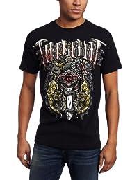 Tapout T-Shirt Tiger Snake Schwarz
