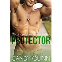 Protector: A Billionaire Step-Brother Romance