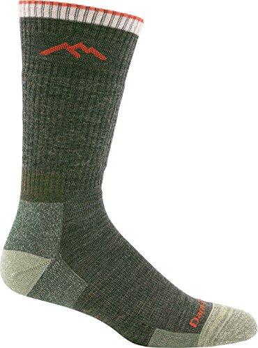 Darn Tough Herren Socken aus Merinowolle, 6er-Pack, Herren, olivgrün, Large / 10-12 -