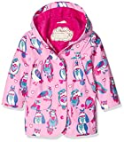Hatley Girl's Happy Owls Raincoat