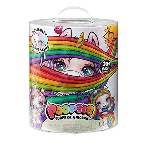 Poopsie Surprise Unicorn - Pinkes Unicorn oder Rainbow Unicorn, Verschiedene Faben, Ãœberraschungspaket -