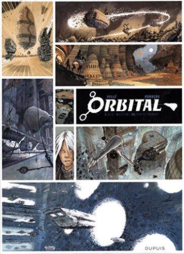 Orbital : Coffret en 3 volumes : Tome 5, Justice ; Tome 6, Résistance ; Hors-série 1, Premières rencontres. Avec un ex-libris