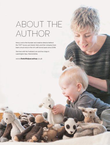 Edward's Menagerie: Over 40 soft and snuggly toy animal crochet