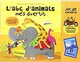 L'ABC d'animals més divertit (Llibres joc)