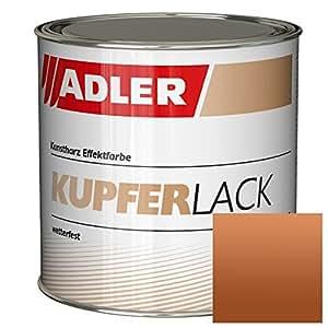 kupferlack 375ml kupfer hell lack f r holz metall innen. Black Bedroom Furniture Sets. Home Design Ideas