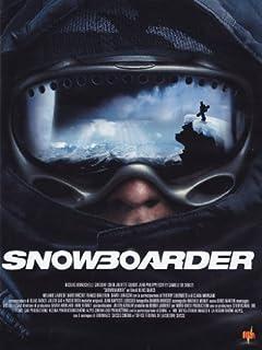 Snowboarder by juliette goudot