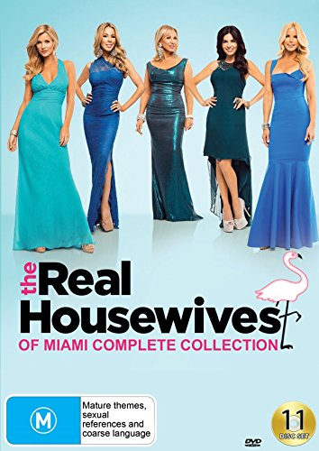 REAL HOUSEWIVES OF MIAMI: SEASONS 1-3 - REAL HOUSEWIVES OF MIAMI: SEASONS 1-3 (17 DVD)