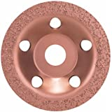 Bosch 2 608 600 177  - Vaso de amolar de metal duro - 115 x 22,23 mm; fein, flach (pack de 1)