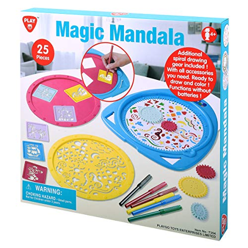 PlayGo Mandala Magique 7353 - Simple Jeu