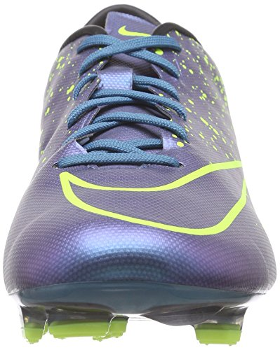 Nike - Mercurial Veloce II FG, Scarpe da calcio Uomo Blu (Blau (Squadron Blue/Sqdrn Bl-Blk-Vlt 440))