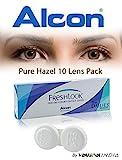 Alcon Freshlook One-Day Pure Hazel Color...