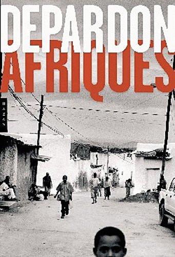 Afriques de Depardon.