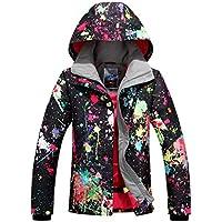 APTRO Damen Skijacke warm Jacke gefüttert Winter Jacke Regenjacke
