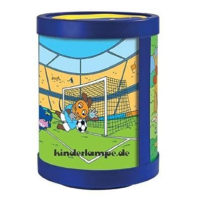 MausTischleuchte Fußball 93102 von Sompex auf Lampenhans.de