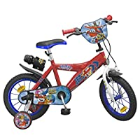 Toimsa - Super Wings Child Bike, 1443u