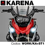A-Parts KA1C1 Kit 2faretti LED Karena specifici per BMW R1200 GS