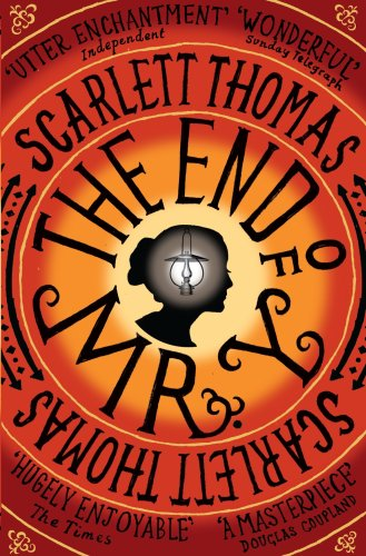 Book cover for The End of Mr. Y