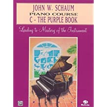 Piano Course C Book (Purple)