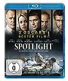 Spotlight - Blu-ray-Cover des Oscar-Gewinners