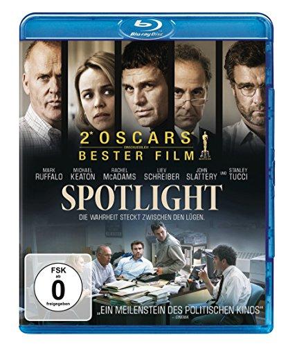 Bild von Spotlight [Blu-ray]