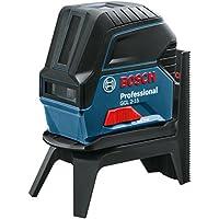 Bosch Professional - 06159940FV spot / line láser GCL 2-15 y trípode de construcción BT150