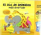 El ABC de animales más divertido (Libros juego)