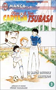 Captain Tsubasa - Olive et Tom Edition simple Tome 3