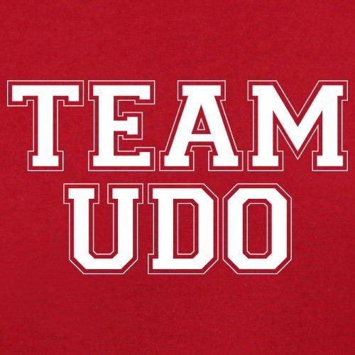 Team Udo - Unisex Pullover/Sweatshirt - 8 Farben Rot