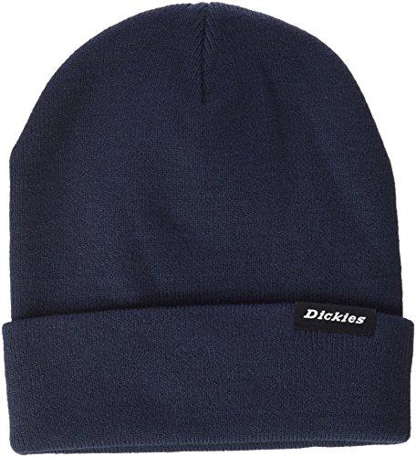Dickies Streetwear Cap Alaska, Cappello da Uomo, Blu (Navy), Taglia unica (Taglia Produttore: One Size)