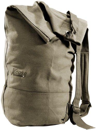 Xcase Seesack Rucksack: Canvas-Seesack 50 Liter (Seemannssack)