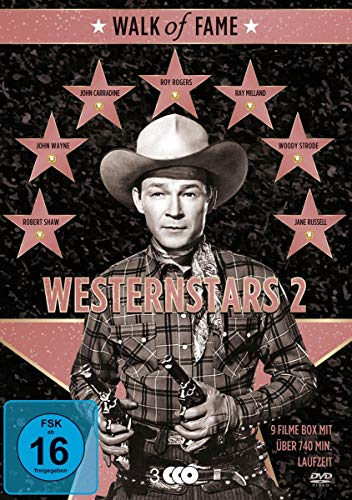 Walk of Fame - Westernstars Vol. 2 [3 DVDs]