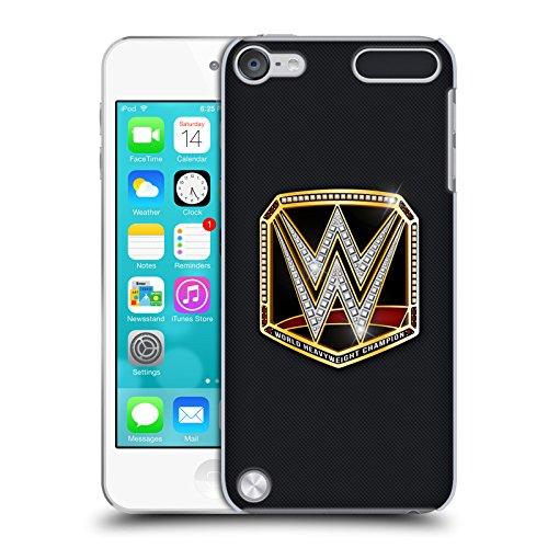 Ufficiale WWE World Heavyweight Champion Fascia Della Vittoria Cover Retro Rigida per iPod Touch 5th Gen / 6th Gen