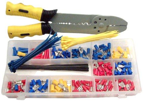 Cartec 103601 Crimpzangen-Set