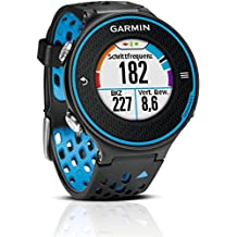 Garmin - 010-01128-10 - Forerunner 620 - Montre de running - Bleu/Noir