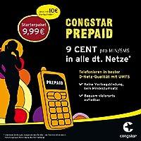Congstar Prepaid Karte inkl. 10 Euro Startguthaben