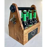 Bierträger - Männerhandtasche