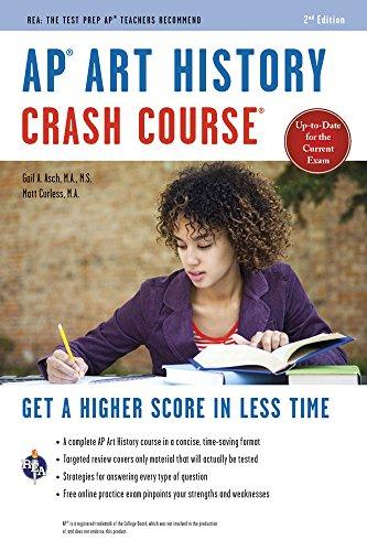 AP(R) Art History Crash Course Book + Online (Ap Crash Course (Rea))
